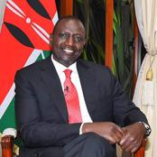 State Salary of Kenya's Deputy President William Ruto Per Month and Per Day