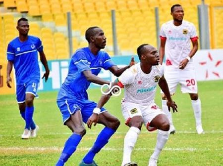 Asante Kotoko VS Al Hilal called off.