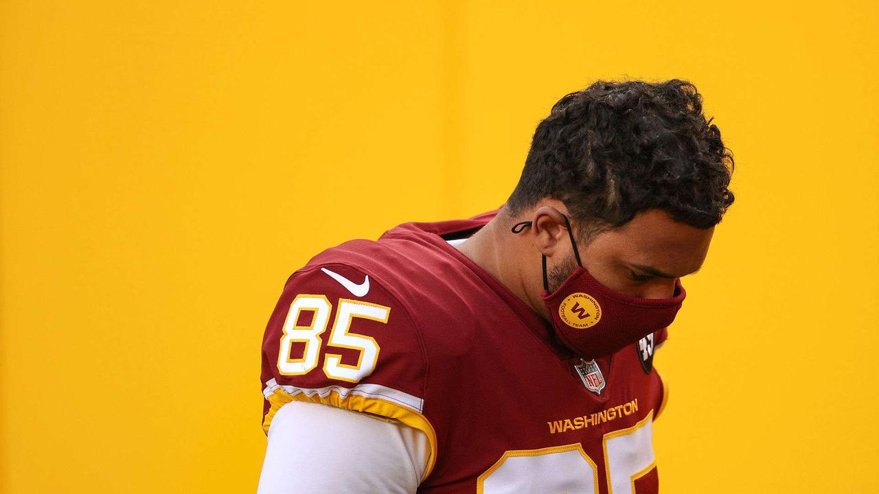 Washington Roster Moves: Marcus Baugh released after 3 TEs added in a month