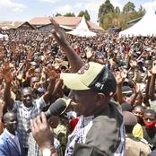 Photos Of DP Ruto's Meeting That Has Sparked Mixed Reactions