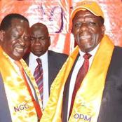 Why The ODM Party Might Be A Ship Slowly Sinking