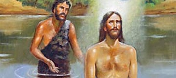 See How John The Baptist Denied Jesus After Announcing Him As The Son of God.