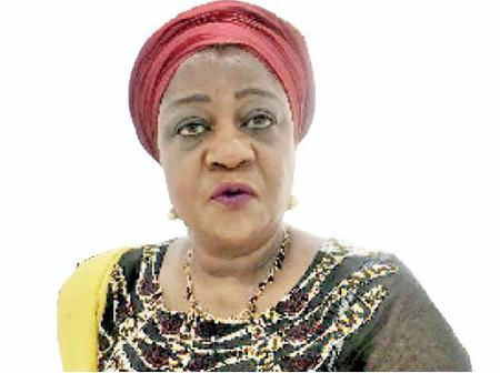 Read What Lauretta Onochie Said After A Truckload Of Ponmo Was Intercepted In Rivers State.