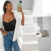 Isibaya actress, Ayanda Borotho gushes over her beautiful 18 years old daughter in a recent post.
