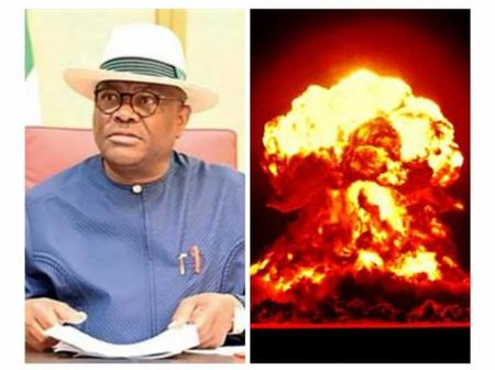 Breaking: Explosion Rocks Gov. Wike Father's Church In Rivers