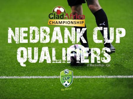 GladAfrica Championship Teams Nedbank Qualifiers 2020