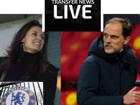 Latest Chelsea Transfer News LIVE