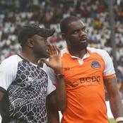 Sport: le gardien de but Sylvain Gbohouo suspendu pour trois matchs