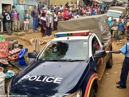 Businessman Man dies In The Act with a friend in Changamwe