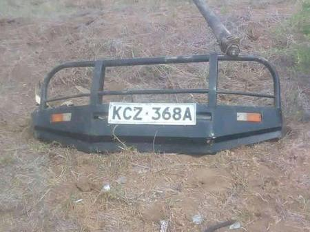 Tears Flow as Deadly Accident Involving a Land Cruiser Leaves Casualties -PHOTOS
