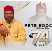 Pete Edochie Is 74 Years Old Today, See Photos Of His Wife And Children