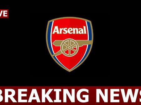 DONE DEAL: Arsenal Sign New Striker