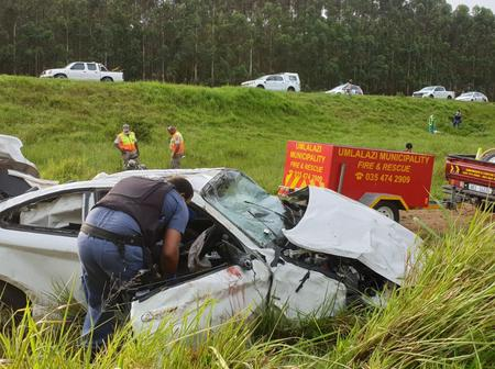 Pictures: Anele Ngcongca dies in car accident