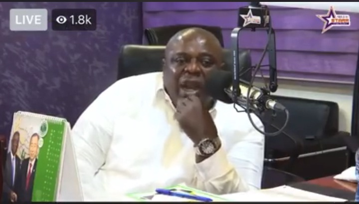 """75c14fa11c124400975514bda7705ee8?quality=uhq&resize=720 - """"Don't Annoy Me"""" - Moment Anyidoho Almost Walked Out Of An Interview With Nana Aba Anamoah"""
