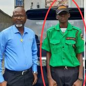 Tycoon Father Employs Son As A Security Guard Stuns Many