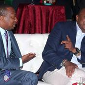 'Malisa Yeye Kabisaa!' - Internet Erupts as Sonko Lectures Uhuru in an Early Morning Tweet