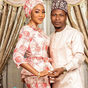 See Lovely Photos From The Wedding Ceremony Of Kannywood Comic Actor