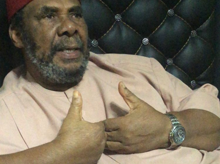 Islamic Movement Of Nigeria Sends Strong Warning To Nigerian Actor, Pete Edochie