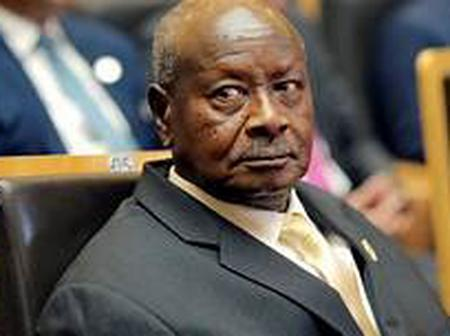 Trouble for Yoweri Museveni After the Human Rights Ask Joe Biden to do the Following