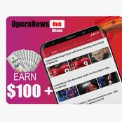 Make $100+ Working From Home  With Opera News Hub