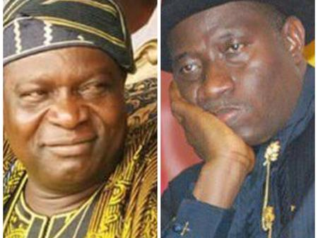 Jonathan Lost Election To Buhari In 2015 Because I Was Removed From My Position - Oyinlola