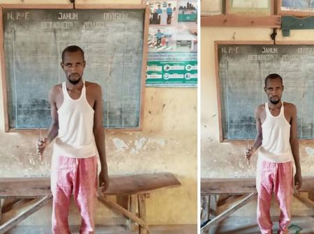 SAD: Man From Jigawa Slits The Throat Of His Son To Death, See What Happened