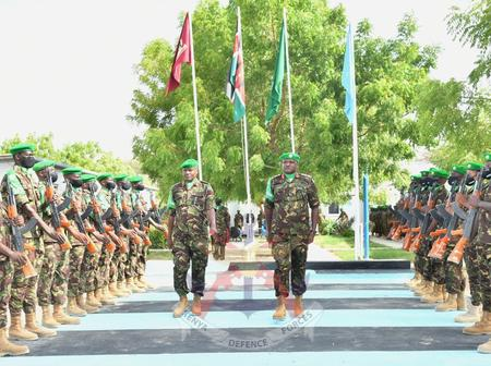 KDF Has Successfully Completed Recruitment of Servicemen And Tradesmen