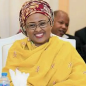 Reactions as Aisha Buhari finally speaks after month of her disappearance, see what she said