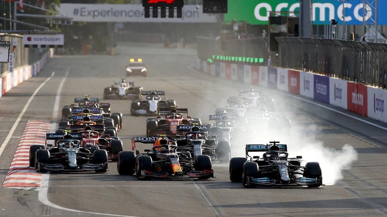 Opinion: Late restart was the right choice in Baku