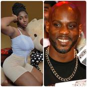 Ifedioku reacts to the death of DMX, check out what she posted on Instagram