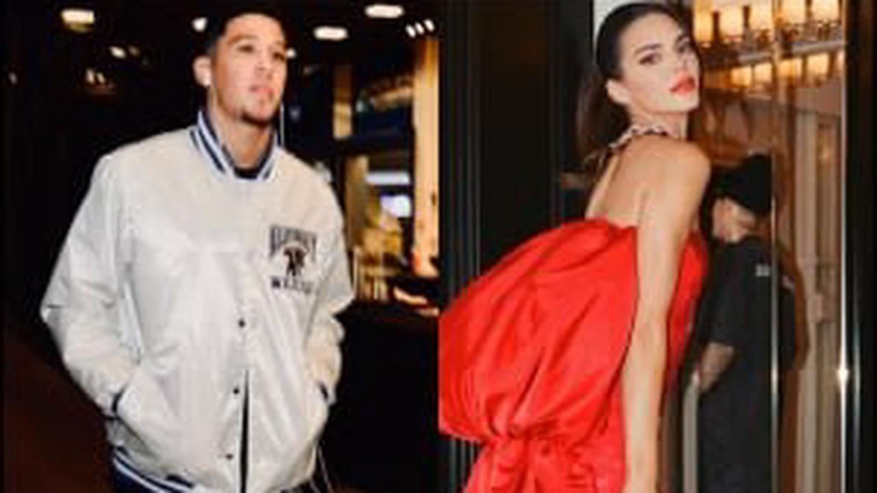Devin Booker Tests Positive for COVID-19 a Week After Jamaican Getaway With Kendall Jenner