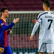 Incredible Ronaldo And Messi Stats This Season