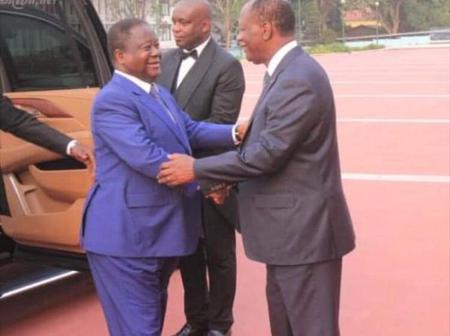 Un mois après sa rencontre avec Ouattara: Bédié remet les pendules à l'heure et invite à un dialogue