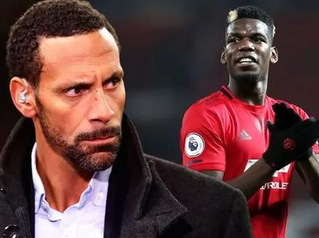 Opinion: United Fans Will Not Be Happy With Ferdinand After Supporting Pogba's Unwanted Comment