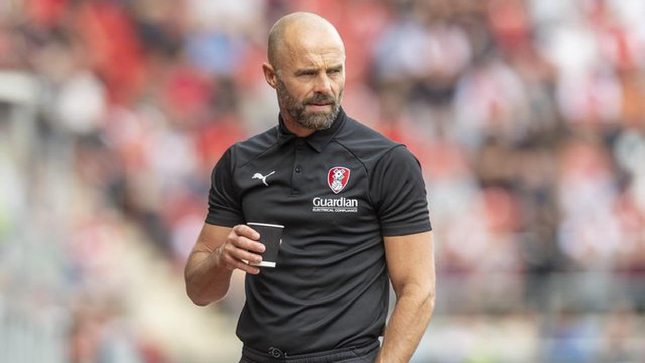 Bolton v Rotherham - Paul Warne not shying away from promotion talk