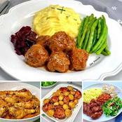 Today special recipes for you!