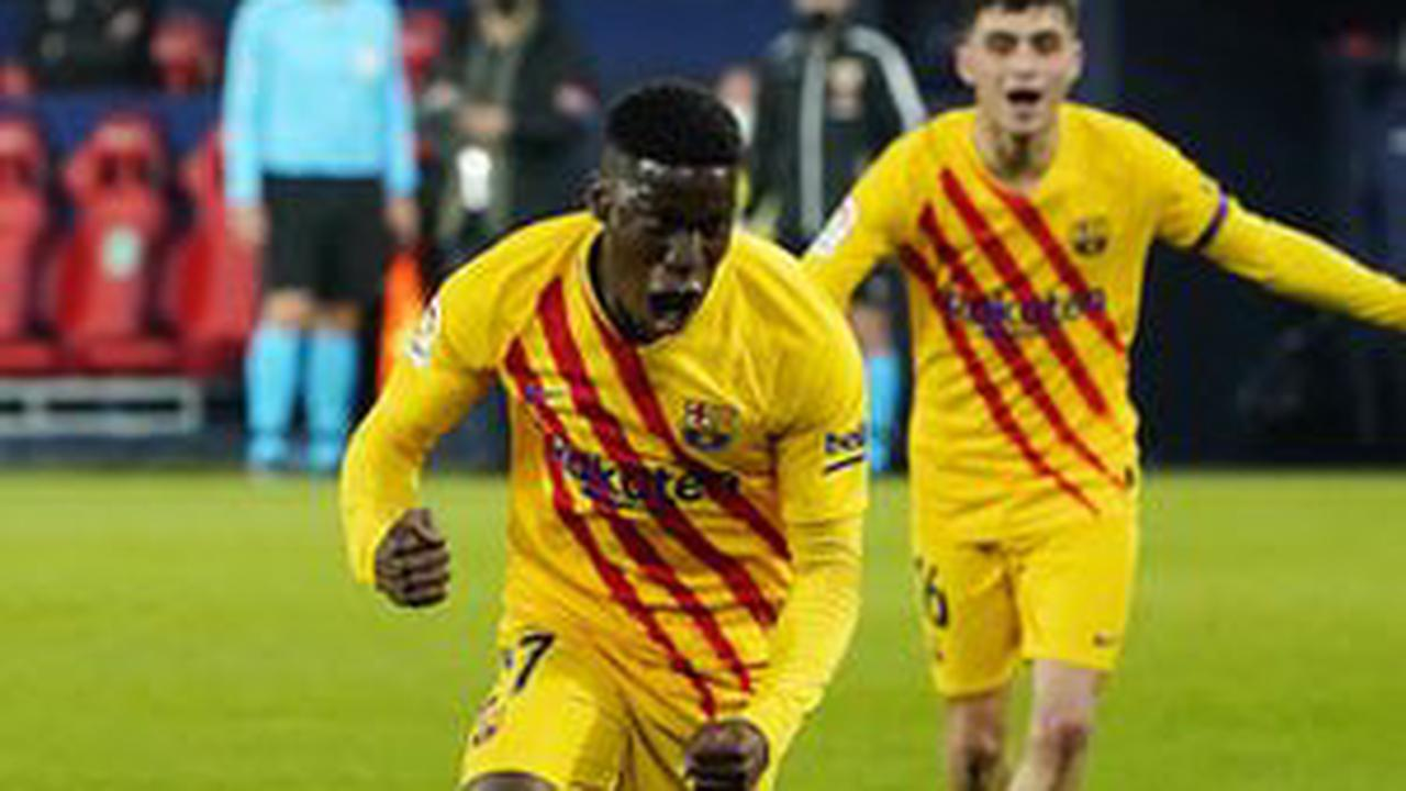 Barcelona 'will not make another Ilaix Moriba contract offer'