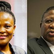 The Public Protector Busiswe Mkwebane has opened a case against Fikile Mbalula