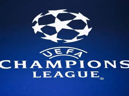 Bring It On. Champions League Is Back