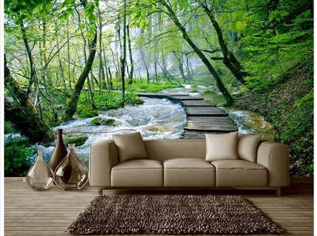 Forget Wall Paint See New Way You Can Design Your Wall