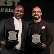 Egypt's best: Pitso reacts to prestigious award