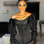 Have You Seen Actress Nse Ikpe Etim? She Is 46 Years Old And She Looks Stunning. (See Photos).