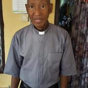Catholic Diocese Of Awka Mourns Her Chancellor, Rev. Fr. Belonwu Akpu