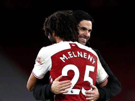 'I always love Arsenal' – Elneny ready to renew deal with the Gunners(Read Full Details)