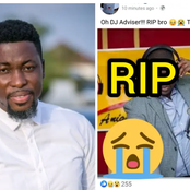 Photos And Details Of The Sad Incident Trending In Ghana, Kwame A-Plus