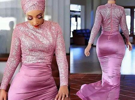 60 trendy lace gown styles that will make you stand out this christmas and new year
