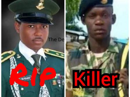 This Soldier Has Been Sentenced To Die By Firing Squad, Check Out His Offense.