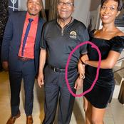 Look What People Noticed at Pictures Taken By People Who are Visiting Jacob Zuma: See This (Opinion)