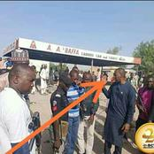 Fuel Scarcity: Check Out What Governor Zulum Is Doing Across Various Filling Stations In Maiduguri