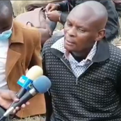 Pastor Conned 3.5M Over Fake KDF Recruitment Speaks, Video